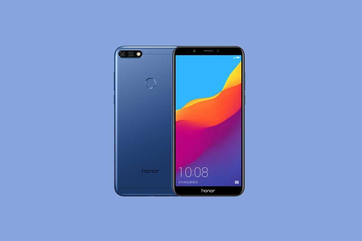 Cómo iniciar Huawei Honor 7C en modo seguro