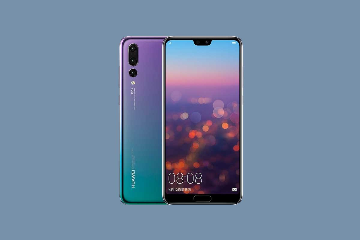 How To Show All Hidden Apps on Huawei P20 Pro