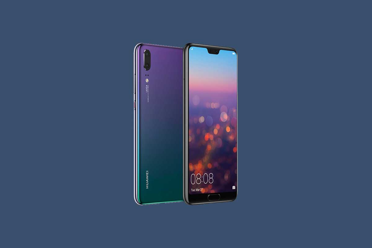 How To Show All Hidden Apps on Huawei P20