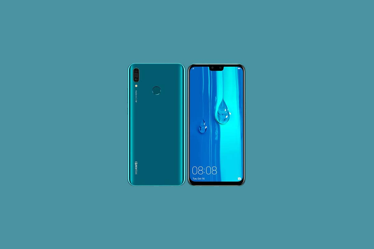 How To Show All Hidden Apps on Huawei Y9 2019
