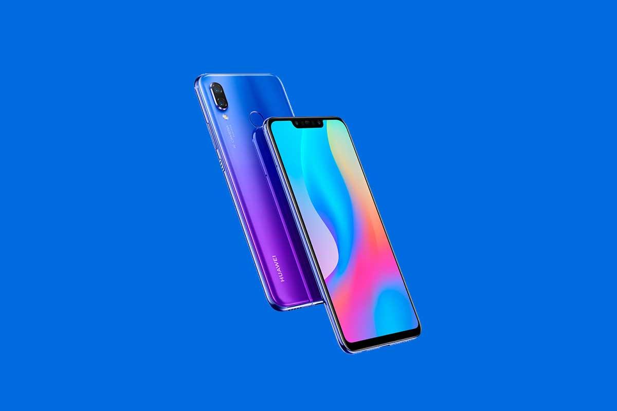 Cómo encontrar números de serie IMEI en Huawei nova 3