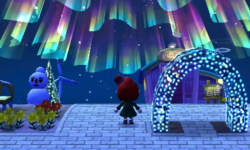 Cómo obtener Aurora Boreal en Animal Crossing New Horizons