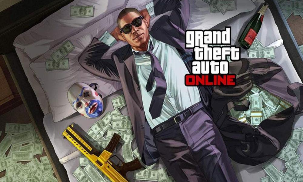 Cómo obtener munición en GTA Online