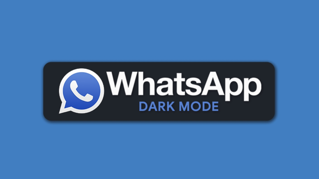 Cómo obtener el modo oscuro en el escritorio de WhatsApp