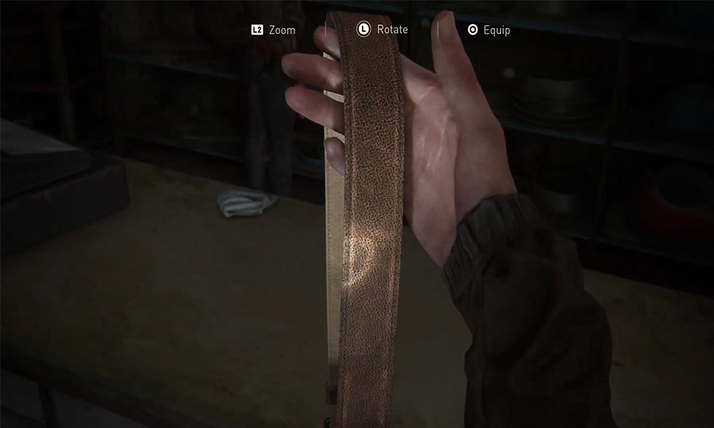 How to get the Long Gun Holster in The Last of Us Part 2