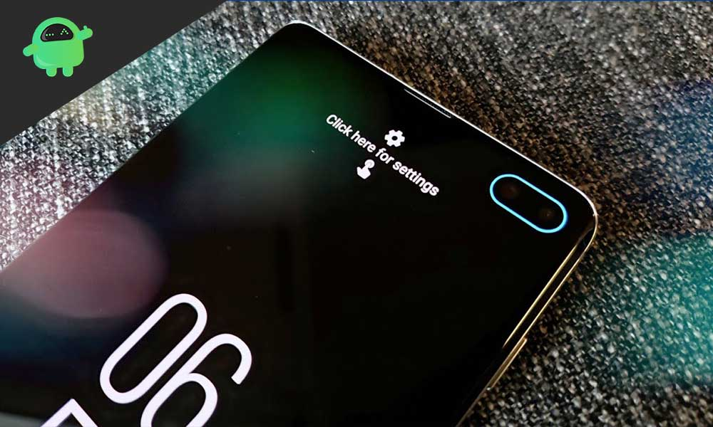 How to Get Notification Light or LED on Galaxy S20, S10 or Note 10 Series