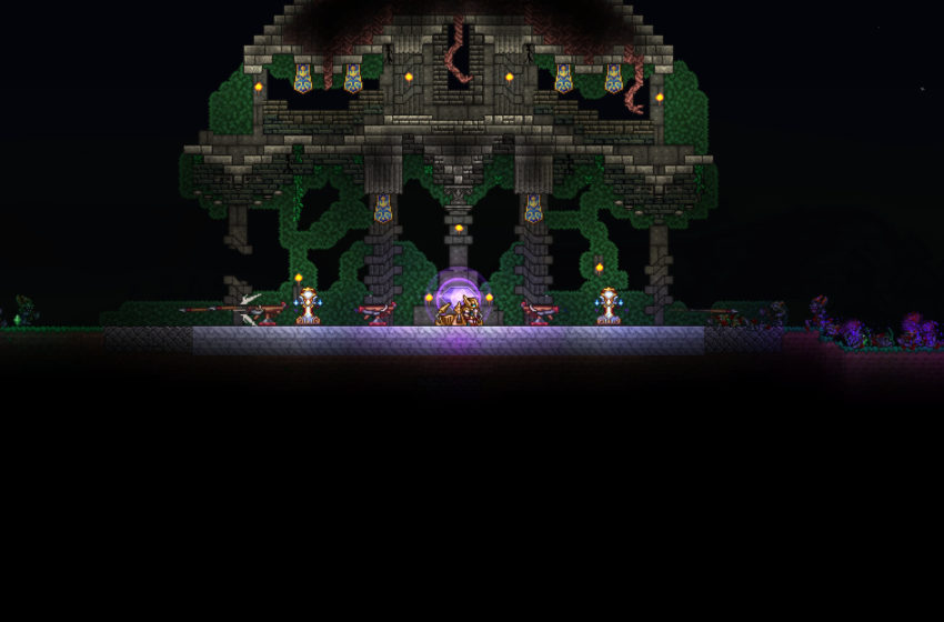 How to Get Ocean Pylons in Terraria: Complete Guide