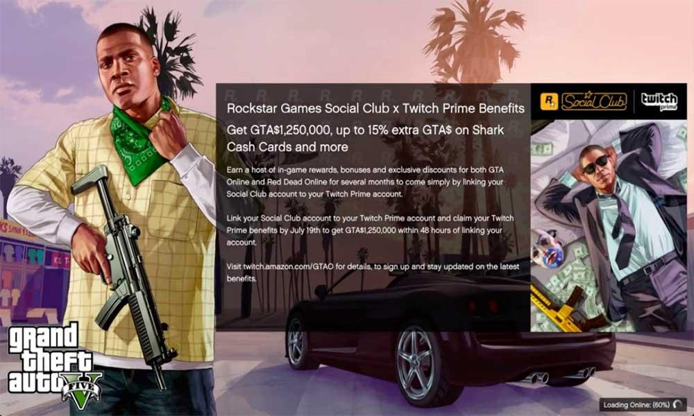 Cómo obtener recompensas TTA Prime de GTA Online en esta semana: julio de 2020