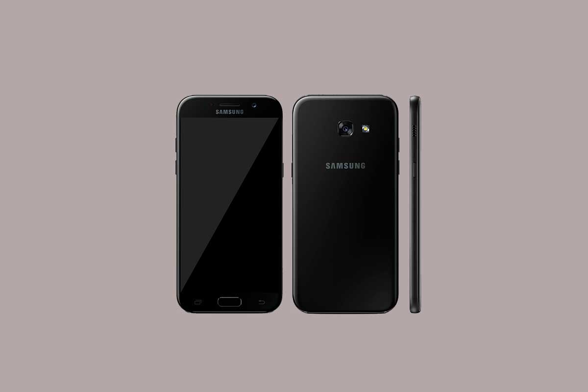 How to Remove Forgotten Pattern lock onGalaxy A5 2017