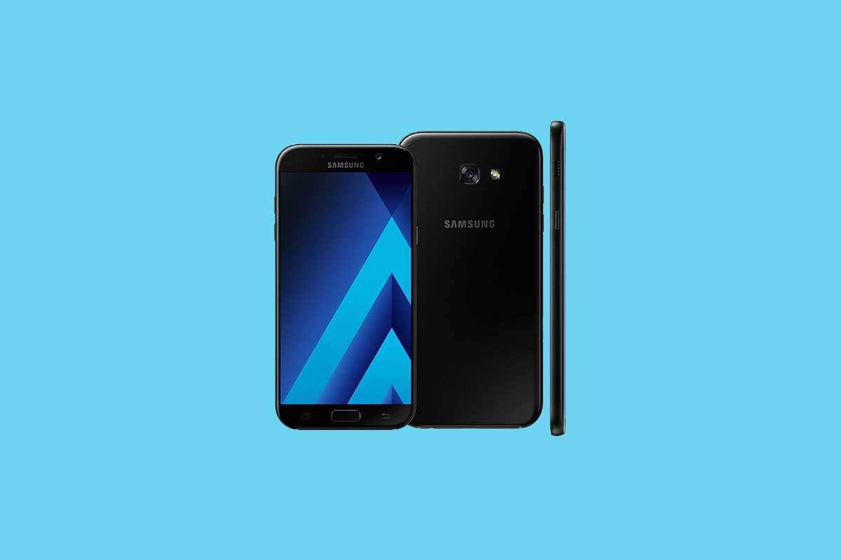 How to Remove Forgotten Pattern lock onGalaxy A7 2017