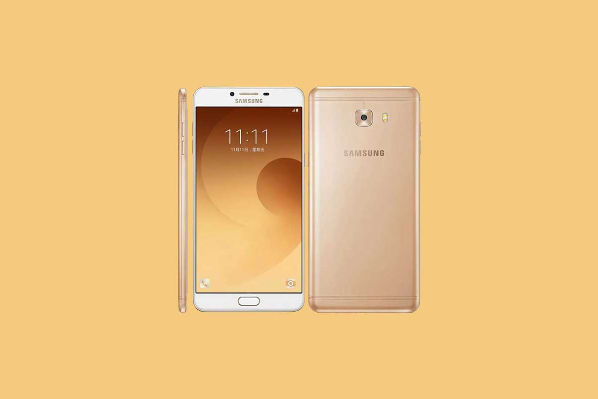 How to Remove Forgotten Pattern lock onGalaxy C9 Pro
