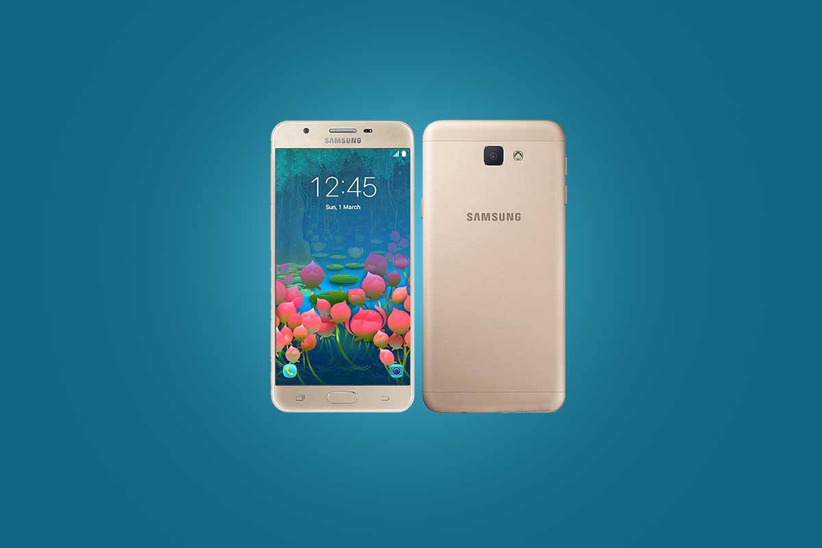 How to Remove Forgotten Pattern lock onGalaxy J5 Prime