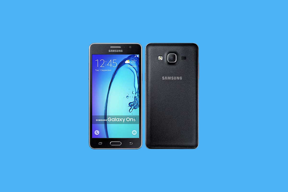 How to Remove Forgotten Pattern lock on Galaxy On5 Pro