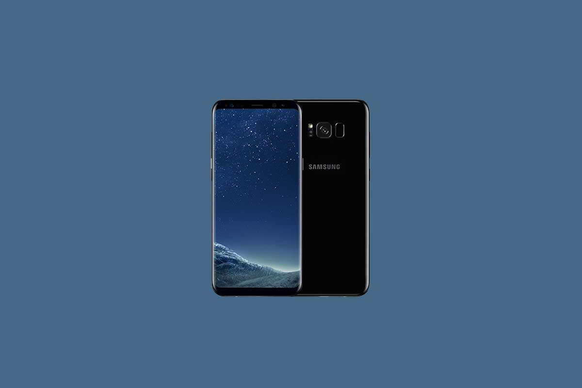 How to Remove Forgotten Pattern lock onSprint Galaxy S8