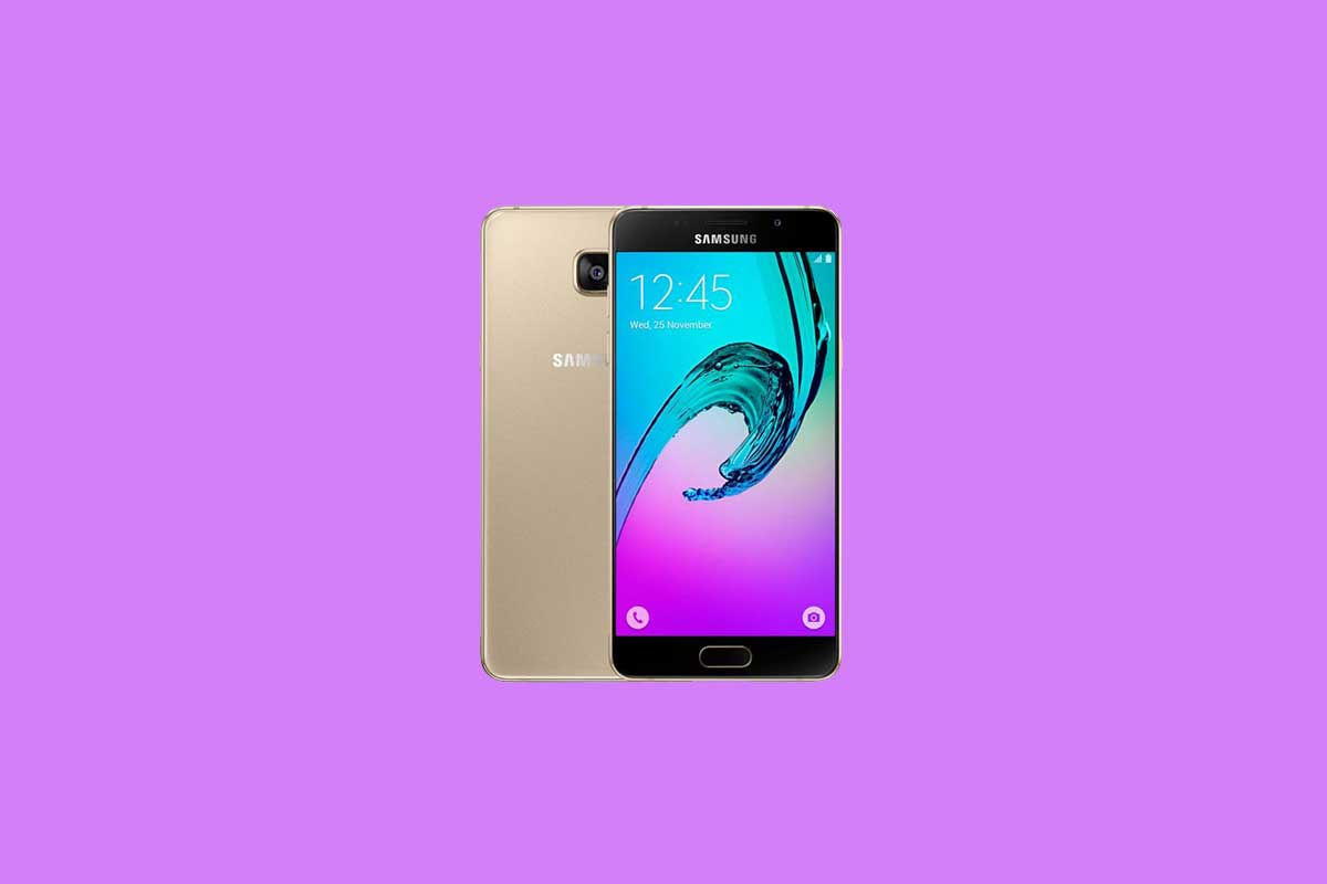 How to Remove Forgotten Pattern lock on Galaxy A9 2016
