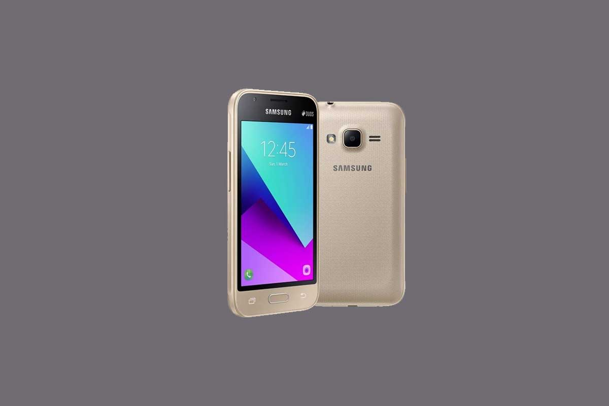 How to Remove Forgotten Pattern lock onGalaxy J1 mini prime