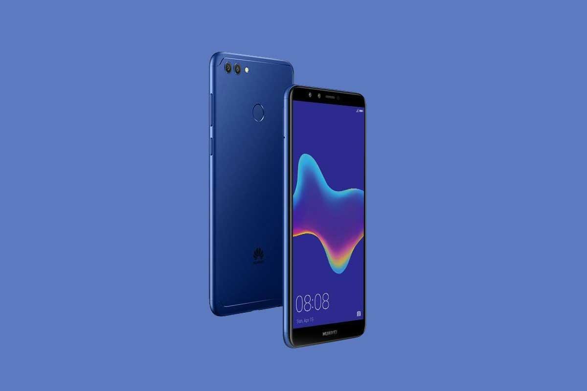 Cómo ingresar al modo de recuperación en Huawei Y9 2018