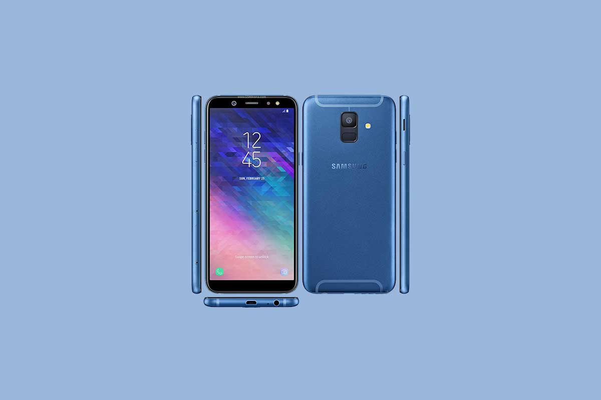 How to Remove Forgotten Pattern lock onAT&T Galaxy A6