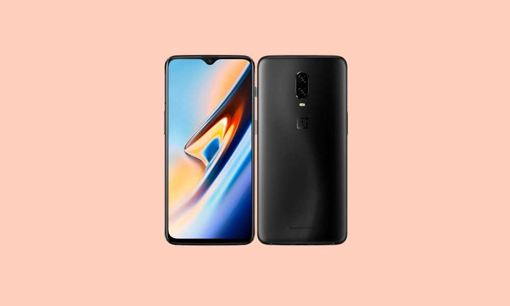 How to Perform Force Reboot or Soft Reset OnePlus 6T