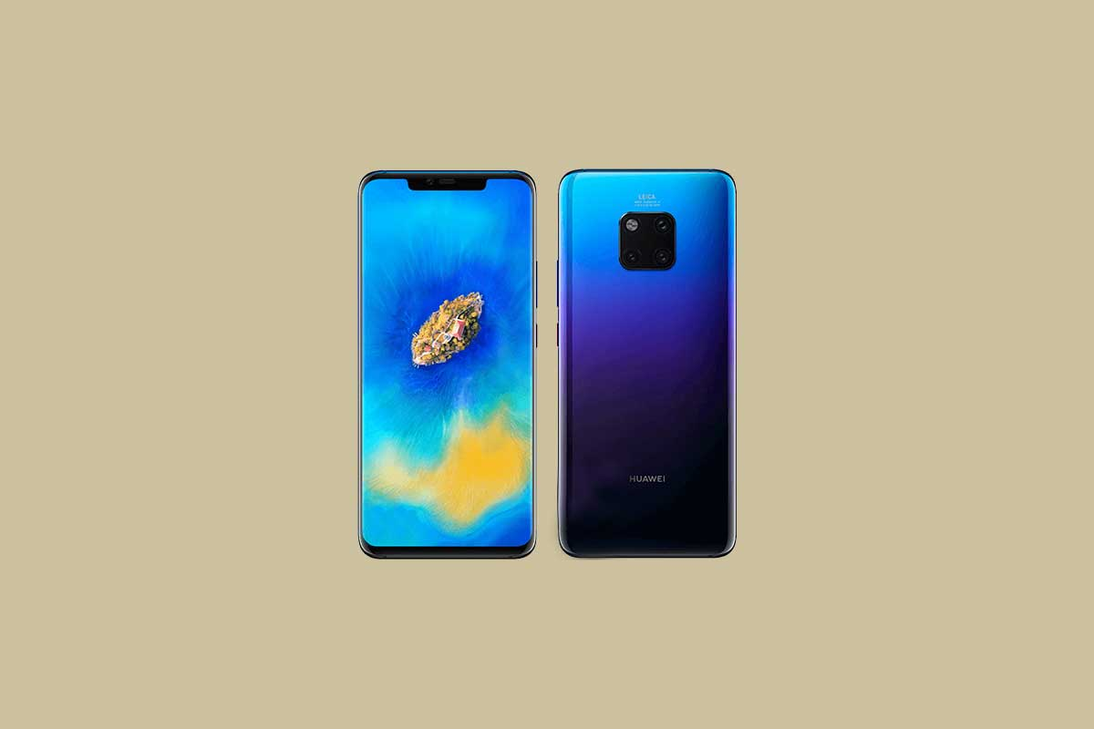 How to Perform Hard Factory Reset on Huawei Mate 20 Pro