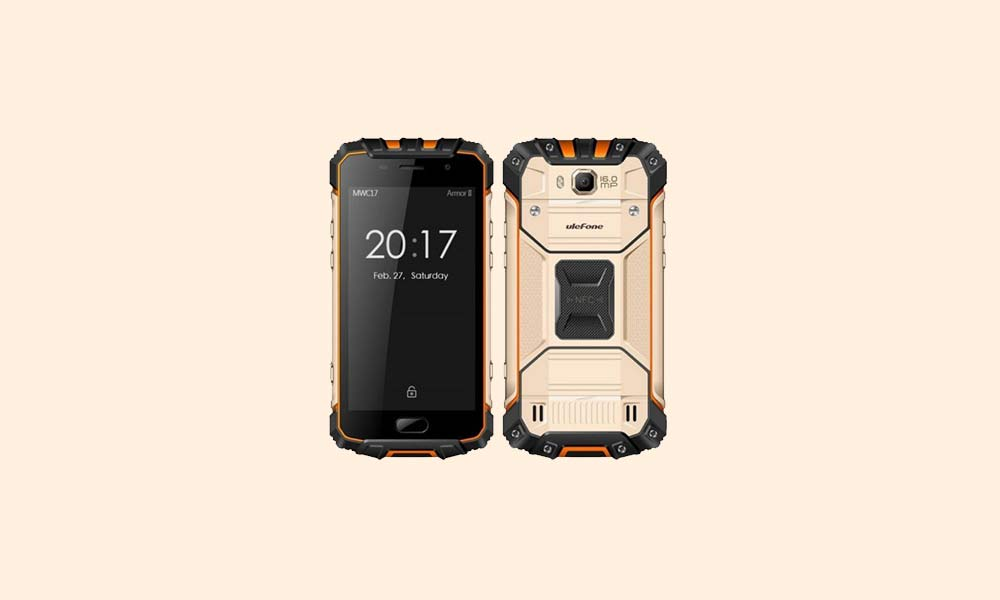 How to Perform Factory Hard Reset Ulefone Armor 2S