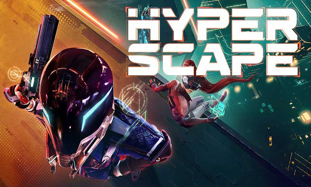 How to Sign Up for Hyper Scape Closed Beta Access