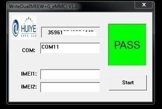 Repare IMEI en cualquier dispositivo ZTE