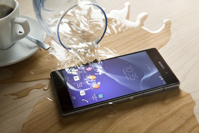 Cómo reparar el teléfono inteligente Sony dañado por el agua [Quick Guide]