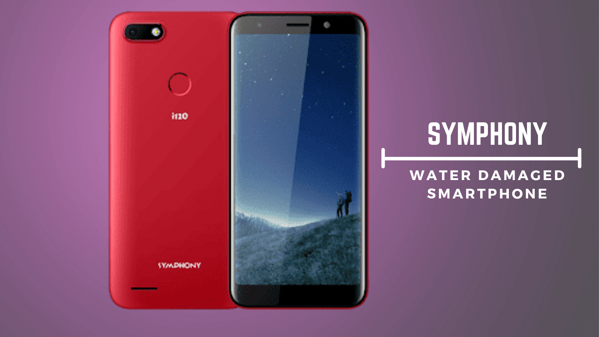 How To Fix Symphony Water Damaged Smartphone [Quick Guide]