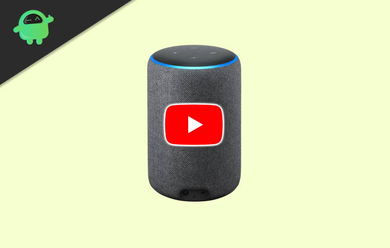 Now You Can Play YouTube Videos on Your Amazon Echo