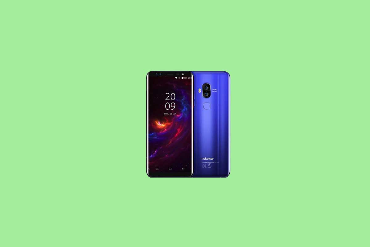 How to Reset Network Settings on Blackview S8