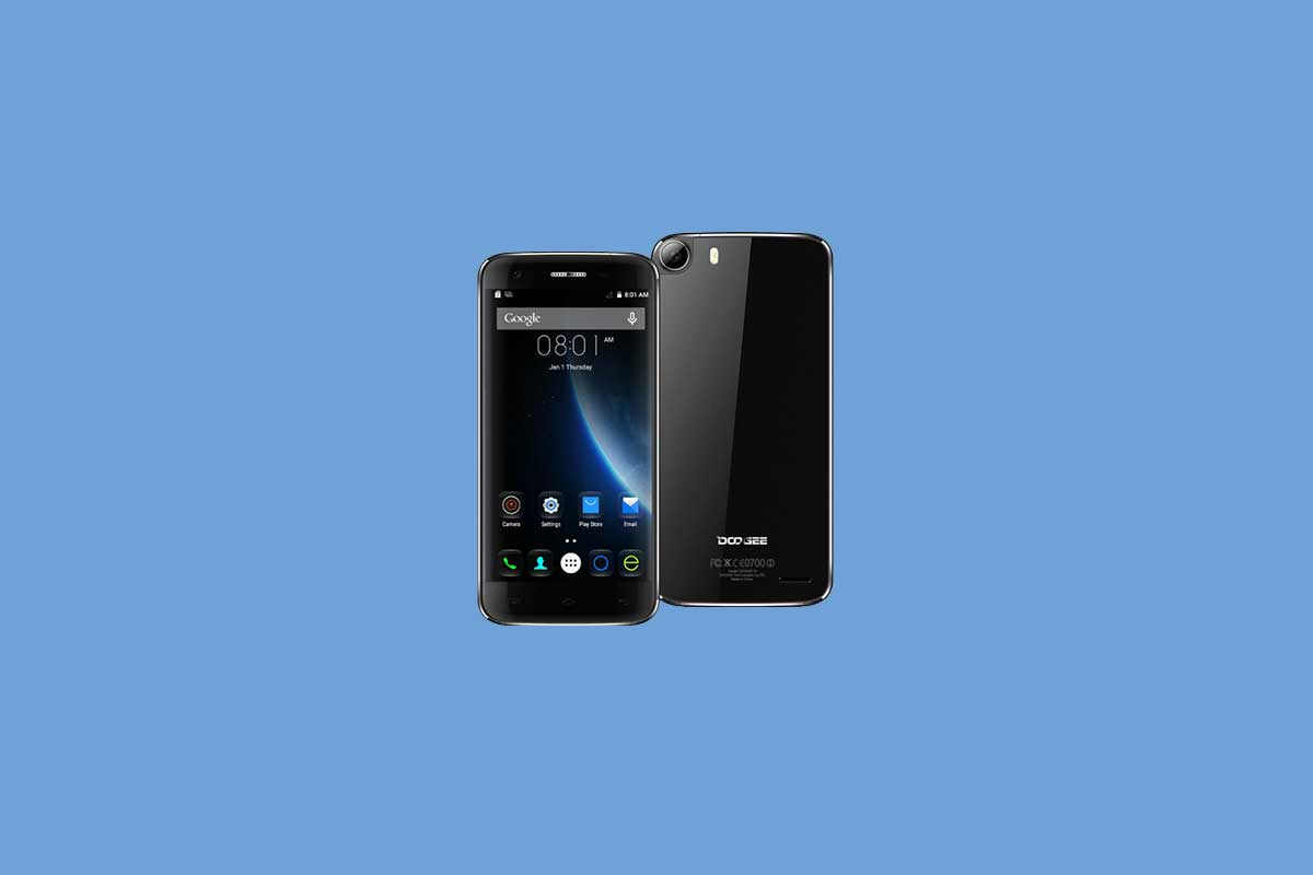 How to Reset Network Settings on Doogee F3 Pro