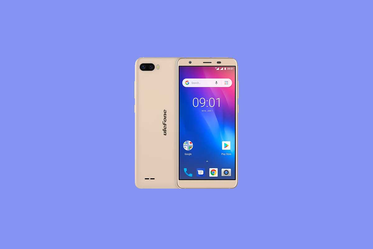 How to Reset Network Settings on Ulefone S1 Pro