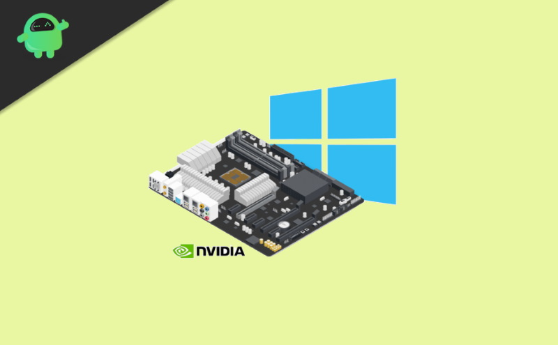 How to Rollback Nvidia Graphics driver to Previous Version in Windows 10