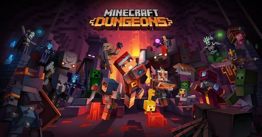 How to roll in Minecraft Dungeons