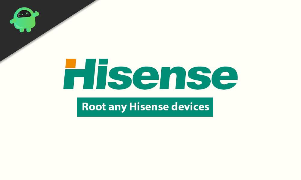 Cómo rootear cualquier dispositivo Hisense usando Magisk [No TWRP required]