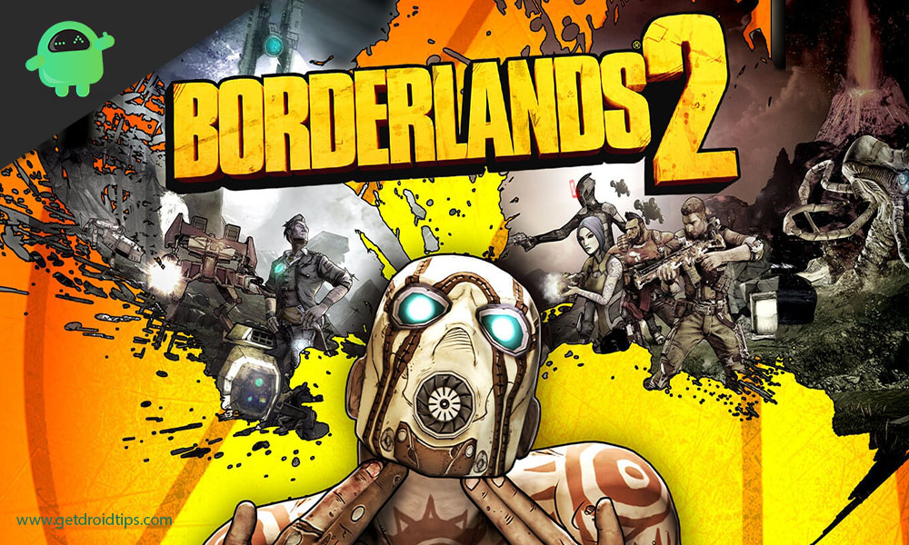 How to Heal in Borderlands 2