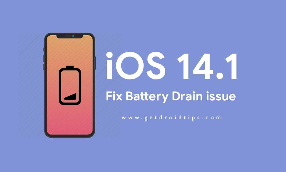 How to Fix Battery Drain issue on iOS 11.4: Download iOS 11.4.1