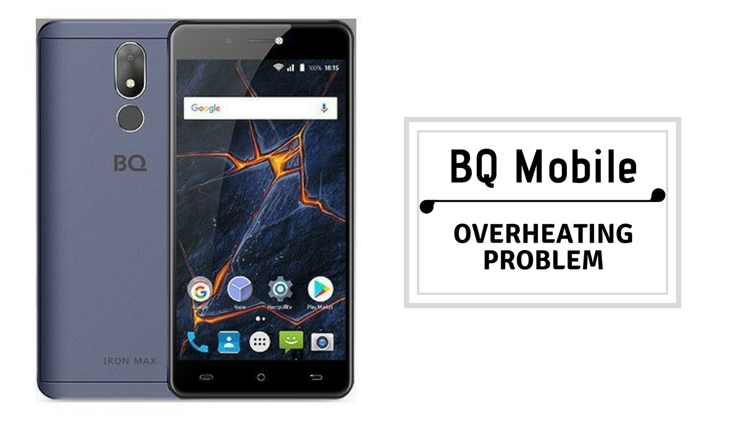 How To Fix BQ Mobile Overheating Problem - Troubleshooting Fix & Tips