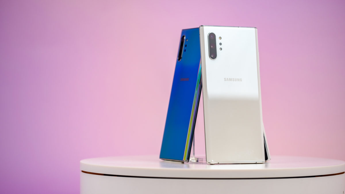 Cómo solucionar problemas de Samsung Galaxy Note 10 o Note 10 Plus GPS