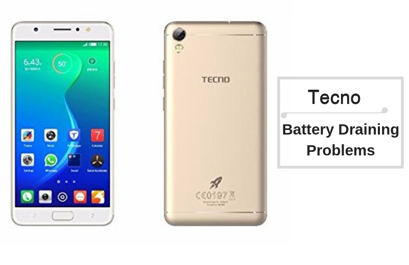 How Fix Tecno Battery Draining Problems - Troubleshooting and Fixes