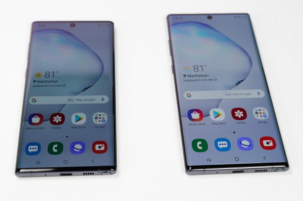 Cómo solucionar problemas de duración de la batería de Samsung Galaxy Note 10 o Note 10 Plus