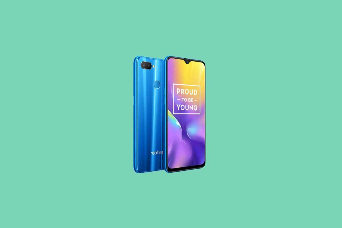 How to take screenshot on Realme U1