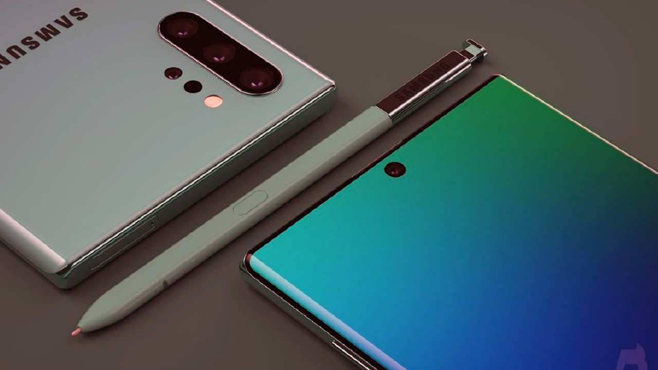 Cómo usar el punto de acceso móvil en Samsung Galaxy Note 10 y Note 10 Plus