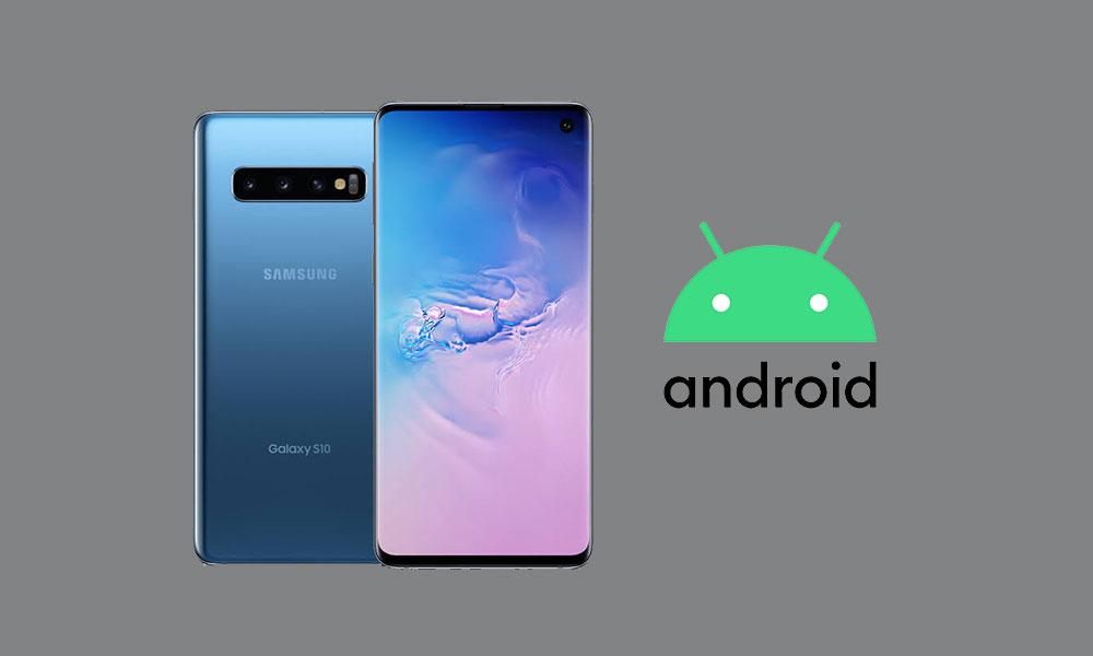 Cómo usar la función de grabación de pantalla en cualquier Samsung Galaxy con One UI 2.0