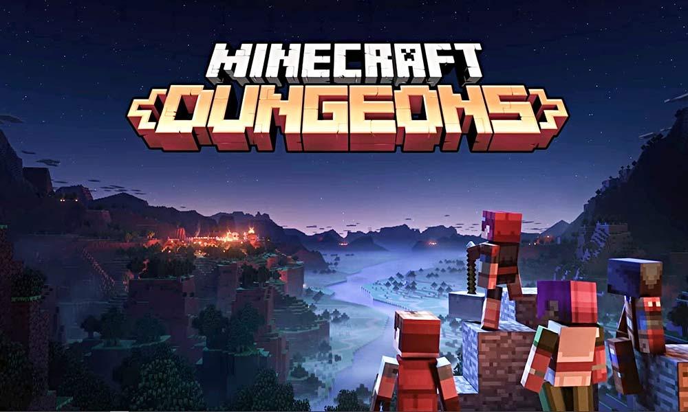 Beat Endermen in Minecraft Dungeons