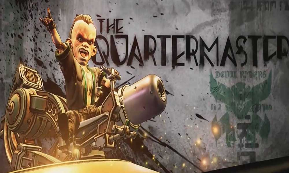How to Beat Quartermaster In Borderlands 3: Bounty of Blood