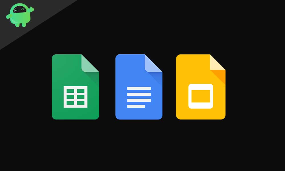 How to See Recent Changes in Google Docs, Sheets or Slides