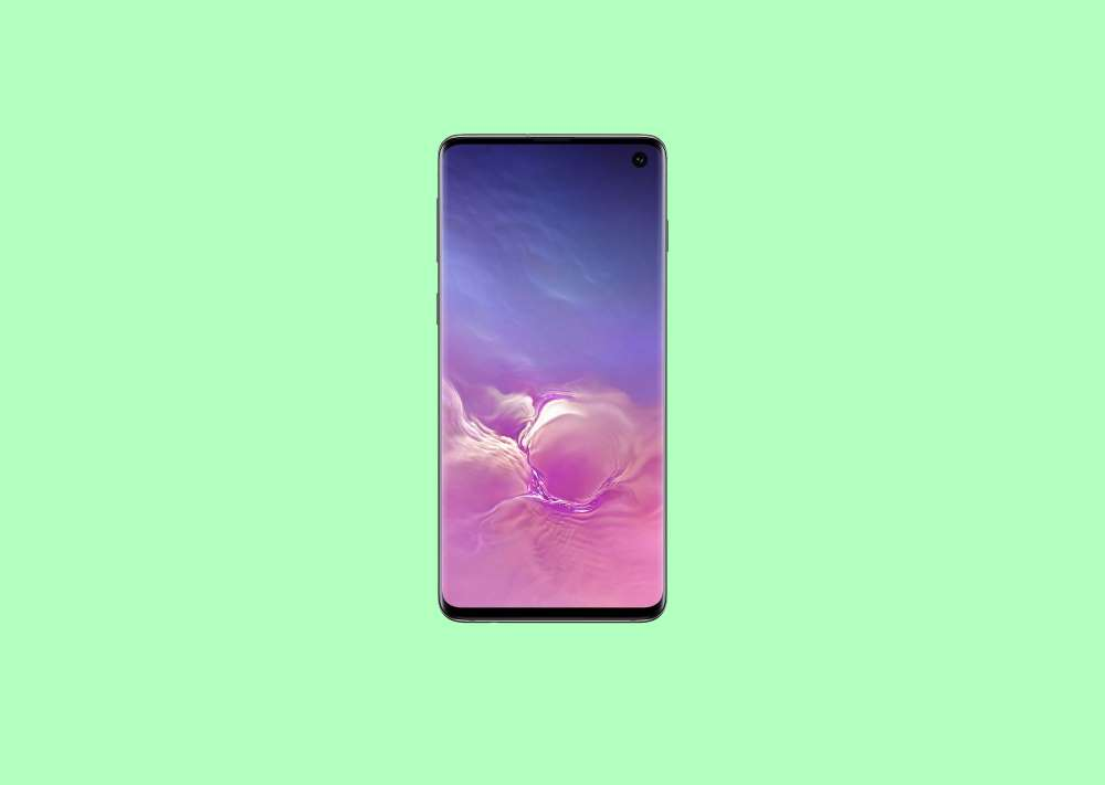 How to Check New Software Update on Samsung Galaxy S10 Plus