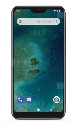 Xiaomi Mi A2 Lite Phablet 4G